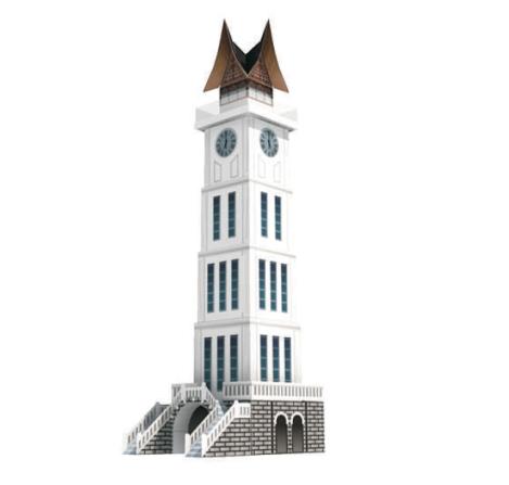 jam gadang - Clock tower